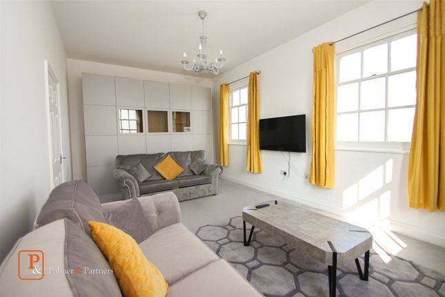 Thumbnail Flat to rent in Eastcliff House, East Terrace, Walton On The Naze