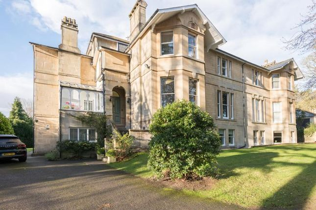 Thumbnail Flat to rent in Lansdown Road, Bath