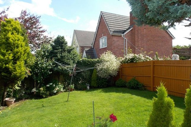 Rear Garden of Palmers Drive, Ely, Cardiff CF5