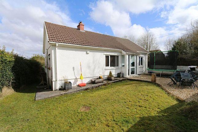 Thumbnail Detached bungalow for sale in Coedffaldau Road, Rhiwfawr, Swansea, Glamorgan/Morgannwg