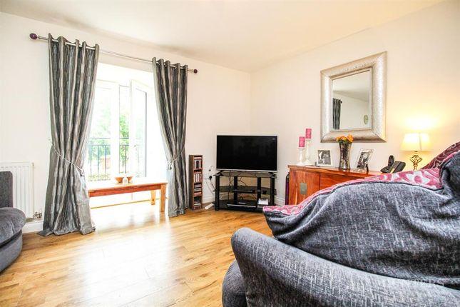 Living Room of Ford Lodge, South Hylton, Sunderland SR4
