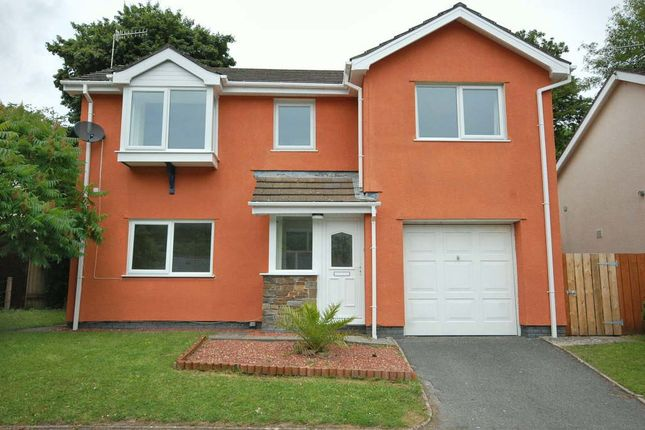 Thumbnail Detached house to rent in Incline Way, Saundersfoot, Saundersfoot, Pembrokeshire