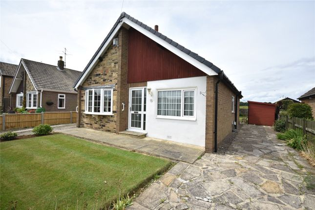 Thumbnail Detached bungalow for sale in Moorside, Boston Spa