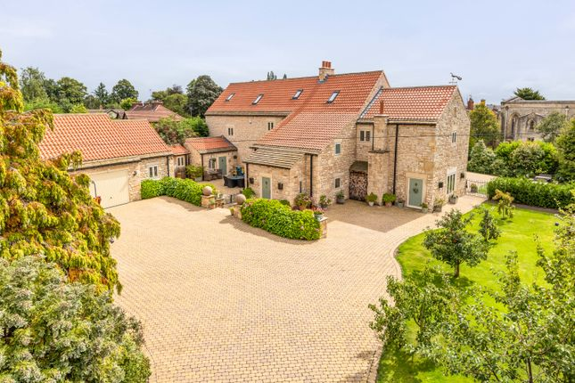 Thumbnail Detached house for sale in Bentley Cottage, Thorpe Lane, Sprotbrough