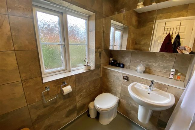 Wet Room 1 of Whitington Close, Little Lever, Bolton BL3