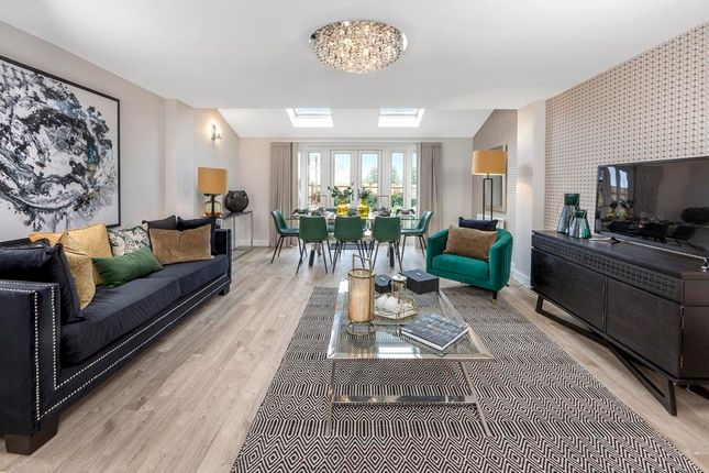 """Thumbnail Semi-detached house for sale in """"Woodvale"""" at Rocky Lane, Haywards Heath"""