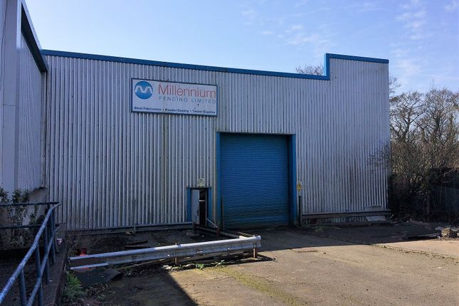 Thumbnail Industrial to let in Pantglas Industrial Estate, Bedwas, Caerphilly