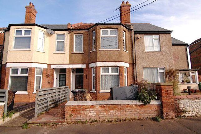 Thumbnail Terraced house for sale in Hunstanton, Norfolk