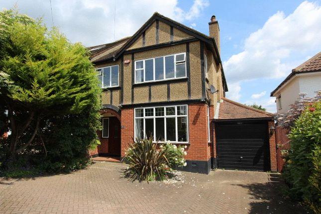 Thumbnail Semi-detached house for sale in Vincent Avenue, Carshalton