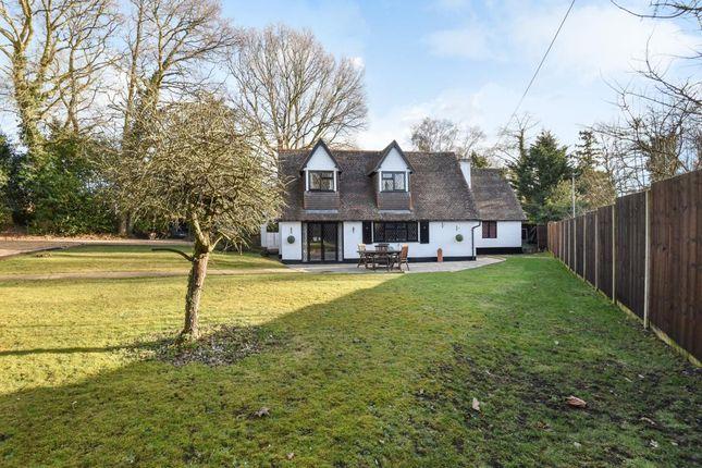 Thumbnail Detached house for sale in High Street, Sandhurst
