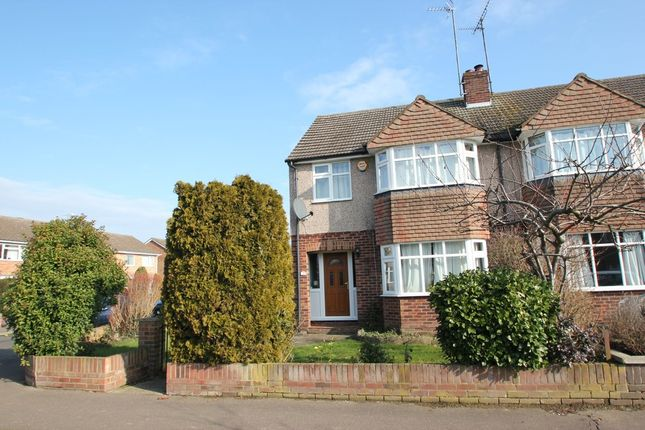 Thumbnail Semi-detached house to rent in Shakespeare Road, Colchester