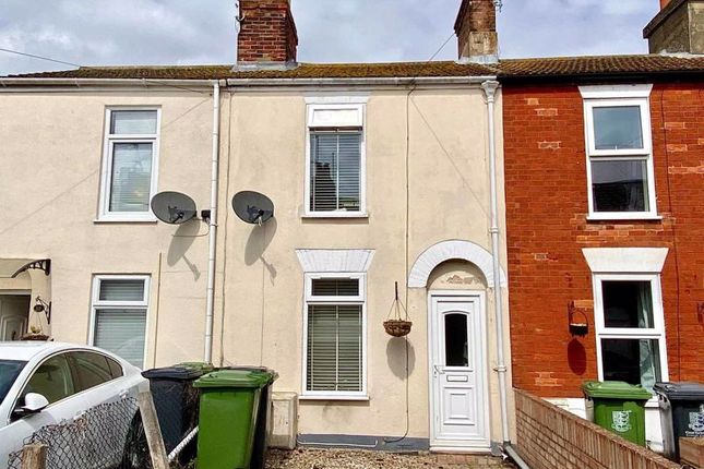 3 bed terraced house for sale in Well Street, Great Yarmouth NR30