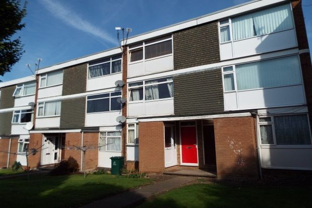 Thumbnail Flat to rent in Crowmere Road, Walsgrave