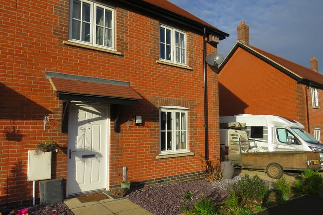 Thumbnail Semi-detached house for sale in Frylake Meadow, Yetminster