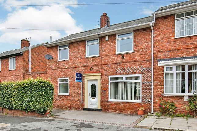 Thumbnail Terraced house to rent in Bradford Crescent, Durham