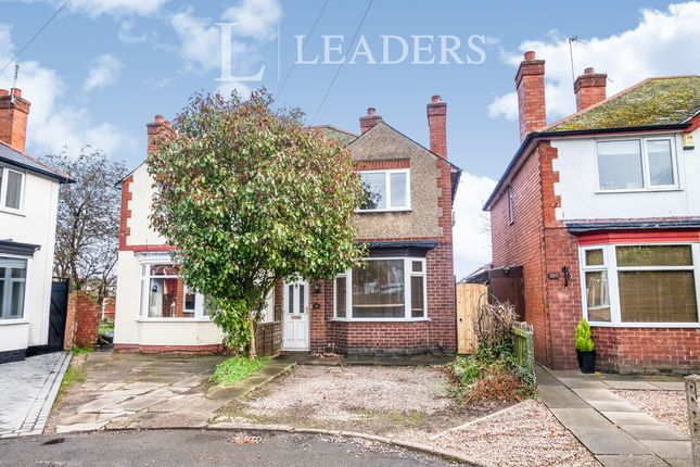 Thumbnail Semi-detached house to rent in College Street, Long Eaton, Nottingham