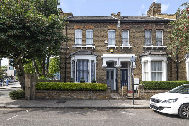 Thumbnail End terrace house for sale in Giesbach Road, Archway, London