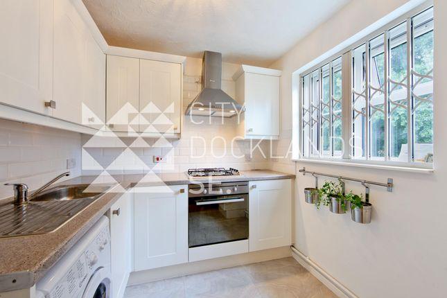 Thumbnail Flat to rent in Monet Court, Stubbs Drive, Bermondsey