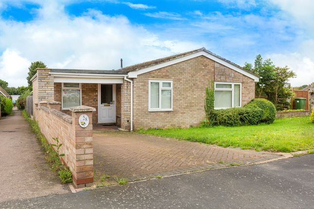 Thumbnail Detached bungalow to rent in Chapel Close, Needingworth, St. Ives