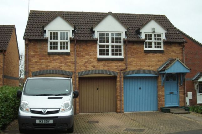 Thumbnail Property to rent in Hunters Road, Bishops Cleeve, Cheltenham