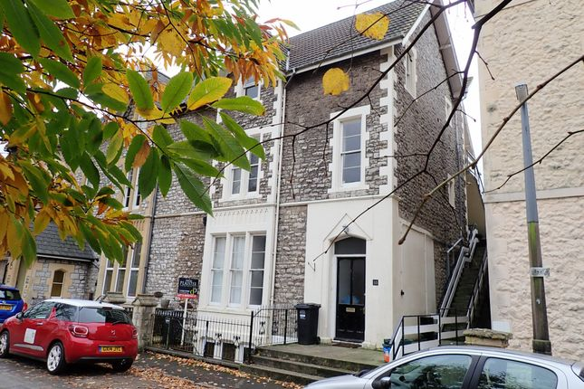Thumbnail Flat to rent in Shrubbery Avenue, Weston-Super-Mare