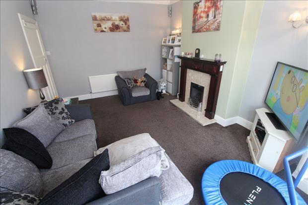 Lounge of Cornwall Avenue, Bispham, Blackpool FY2