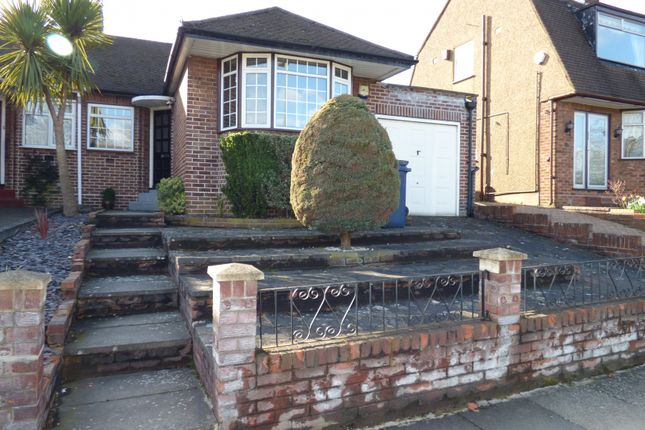 Thumbnail Bungalow for sale in Baring Road, New Barnet, Herts