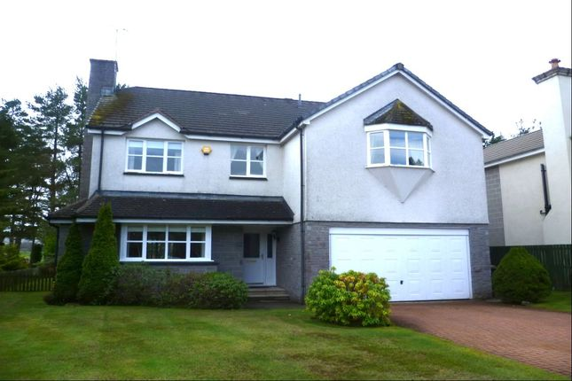 Thumbnail Detached house for sale in Windsor Gardens, Auchterarder