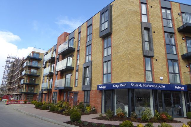 2 bed flat to rent in Oscar Wilde Road, Reading RG1