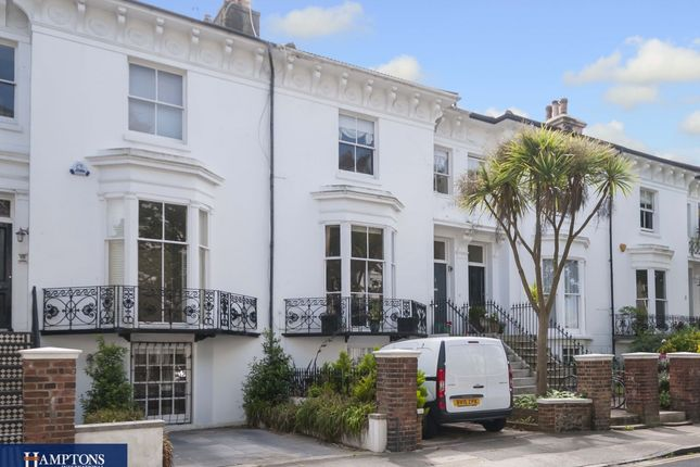 Thumbnail Terraced house to rent in Compton Avenue, Brighton