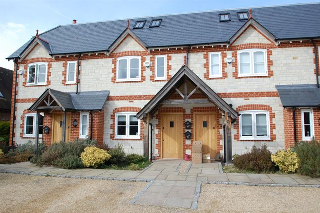 Thumbnail Terraced house to rent in North Lane, Buriton, Petersfield