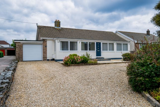 Thumbnail Detached bungalow for sale in Sea Road, Carlyon Bay