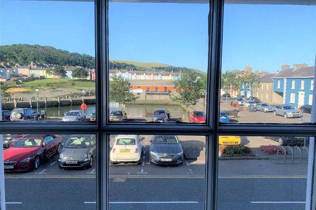 Thumbnail Flat for sale in 12 Market Street, Aberaeron, Ceredigion