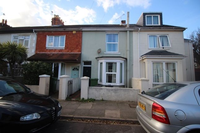 Thumbnail Property to rent in Goodwood Road, Southsea