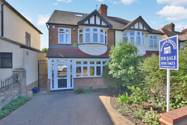 Thumbnail Semi-detached house for sale in Turpins Lane, Woodford Green