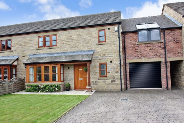 Thumbnail Semi-detached house for sale in Poplar Farm, Green Lane, Ackworth, Pontefract