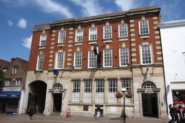 Thumbnail Flat to rent in North Street, Taunton, Somerset