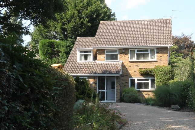 Thumbnail Detached house for sale in Abbey Way, Farnborough