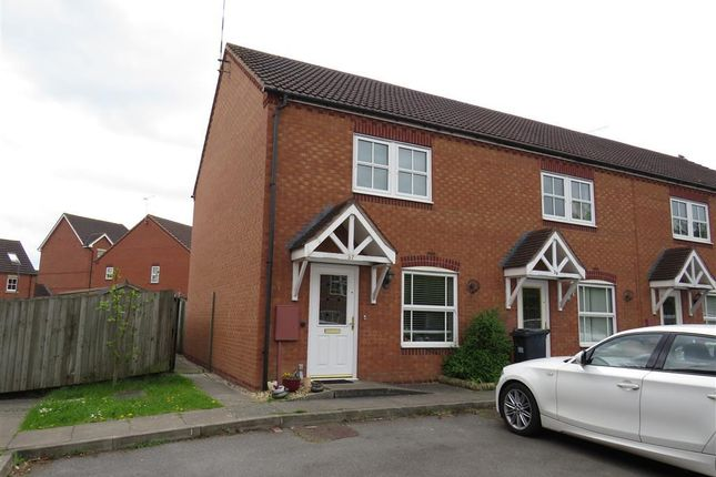 Thumbnail Property to rent in Price Close West, Chase Meadow Square, Warwick