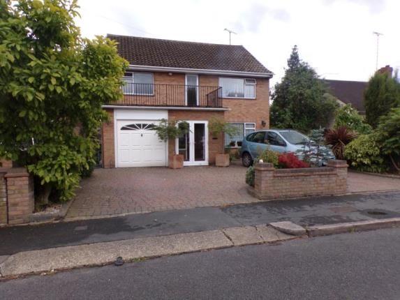 Thumbnail Detached house for sale in Laindon, Basildon, Essex