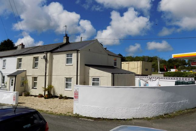 Thumbnail Terraced house for sale in Carland Cross, Newquay, Cornwall