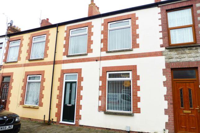 Pearl Street, Roath, Cardiff CF24