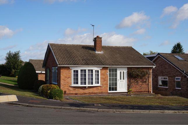 Thumbnail Detached bungalow for sale in Runswick Avenue, York