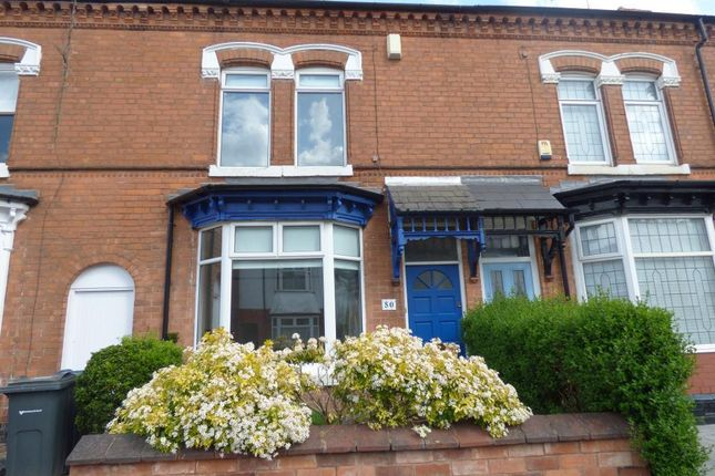 Terraced house to rent in Grosvenor Road, Harborne, Birmingham