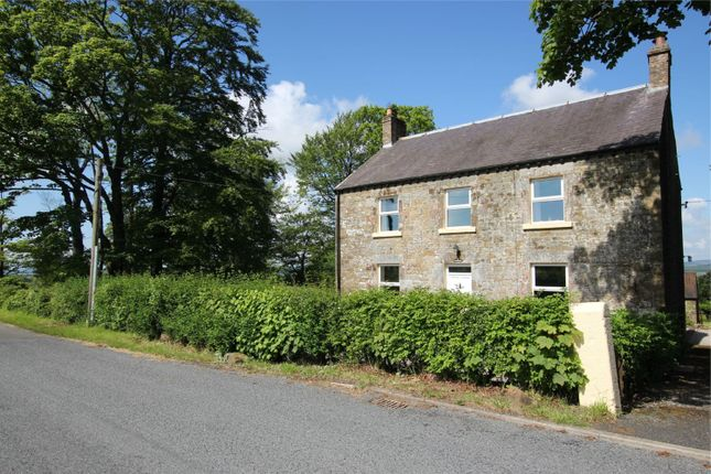 Thumbnail Detached house for sale in Woodbank House, Penton, Carlisle, Cumbria