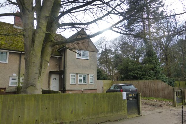 Thumbnail Semi-detached house to rent in Foxhall Road, Ipswich