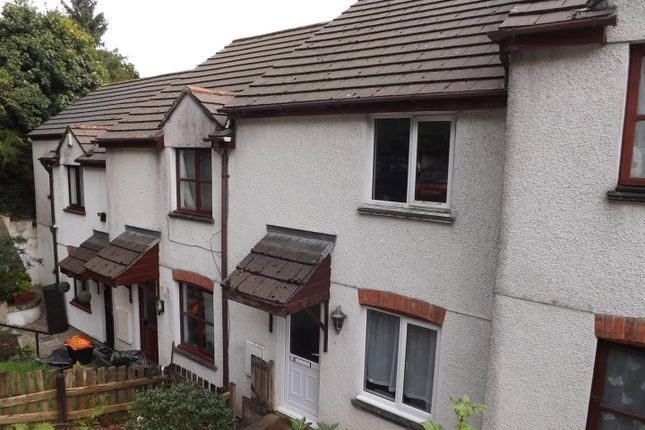 Thumbnail Terraced house to rent in Little Meadow, Wallace Road, Bodmin