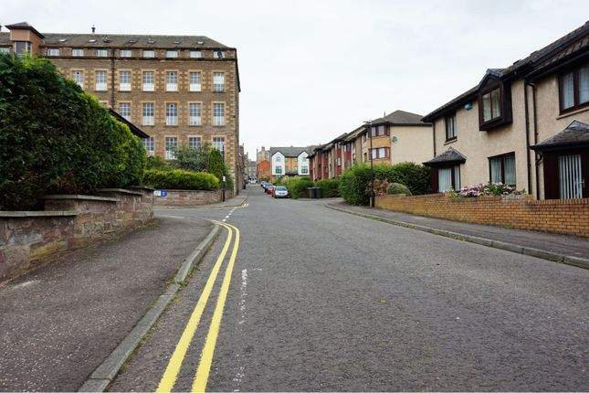 Street Scene of Patrick Place, Dundee DD2