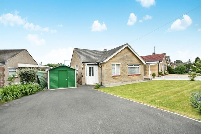 Thumbnail Detached bungalow for sale in Avon Mead, Chippenham