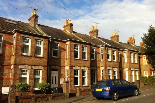 Thumbnail Terraced house for sale in Damers Road, Dorchester